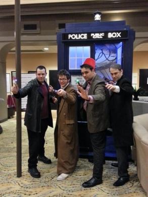 The 4 Doctors - TimeGate 2014