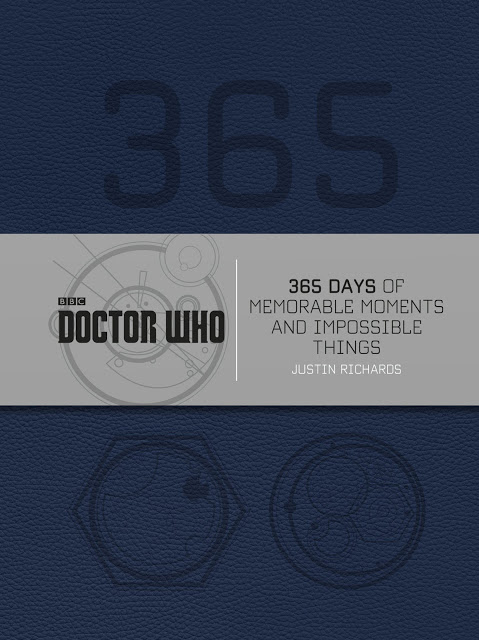 Doctor Who 365 - $16-$20. Have you ever wanted to know what Doctor Who related events happened on a certain day? Well look no further because this book will tell you! http://amzn.to/2h3cjJM