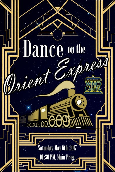 Dance on the Orient Express